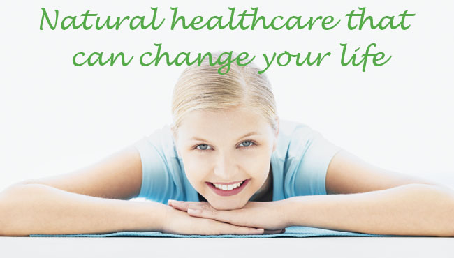 Natural healthcare that can change your life